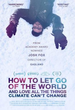 How to let go of the world poster