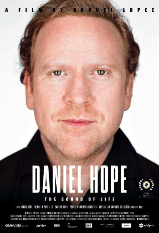 DANIEL HOPE – THE SOUND OF LIFE